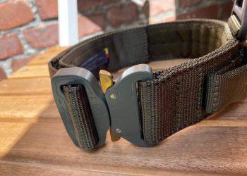 Einsatzhalsband mit Cobraverschluss